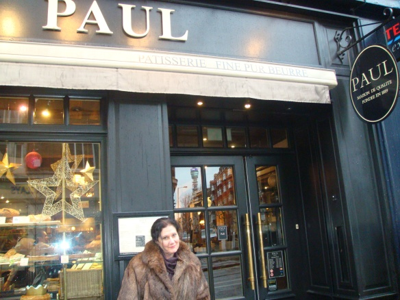 "Restaurante ""Paul"" - Picadilly Circus"