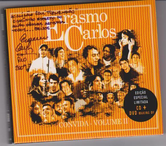 CD Erasmo de 2009