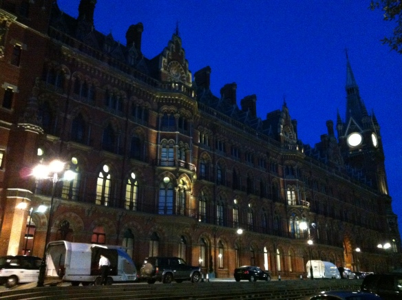 20121129 04 King's Cross St. Pancras station