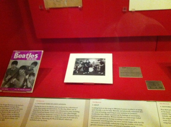 20121129 13 BL - Sir John Ritblat Gallery - The Beatles