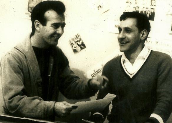 Aguillar e Fred Jorge - 1964