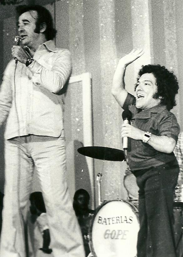 Aguillar e Nelson Ned - 1970