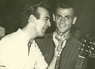 Antonio Aguillar entrevista Ronnie Cord em 1961