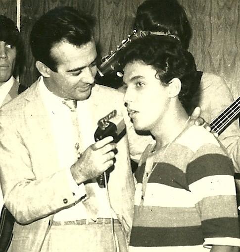 Aguillar e Wanderley Cardoso nos anos 60