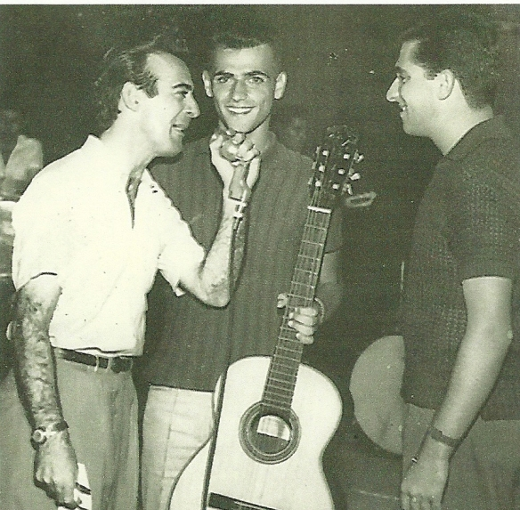 Aguillar, Ronnie Cord e Norman Cordovil