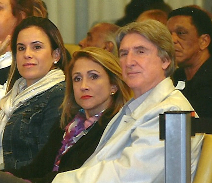 Angela Bavini - Sergio Reis