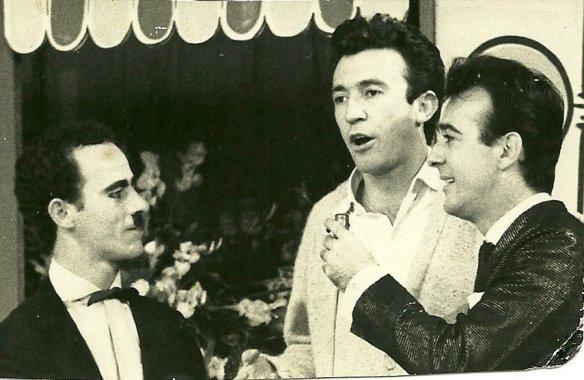Antonio Aguillar e Moacyr Franco