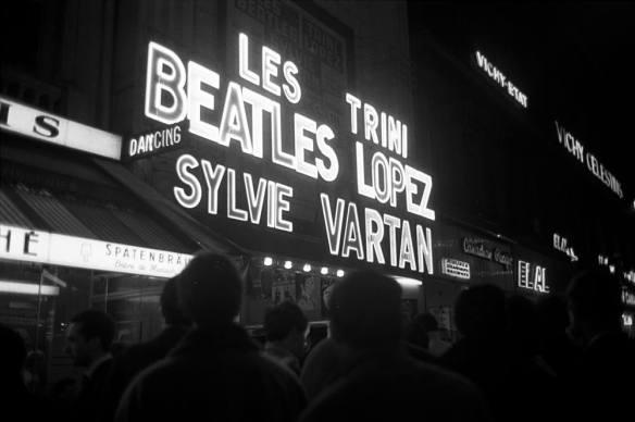15/01/1964 - Teatro Olympiá de Paris