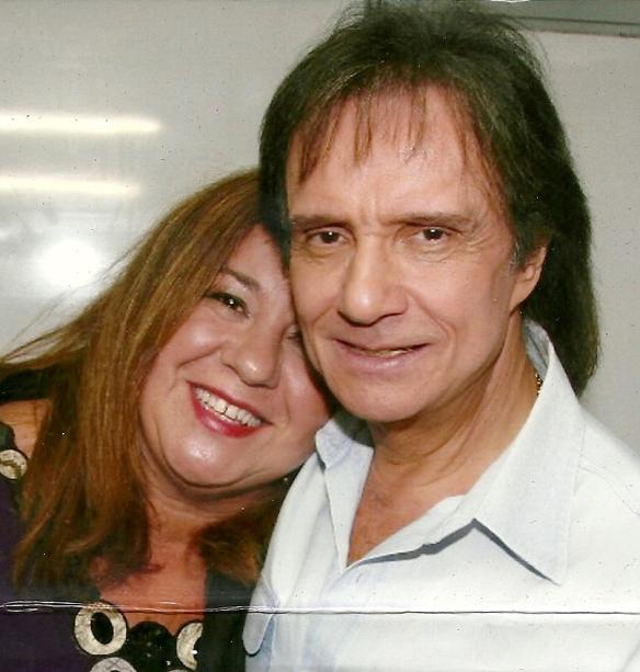 Celia e Roberto Carlos - 2008