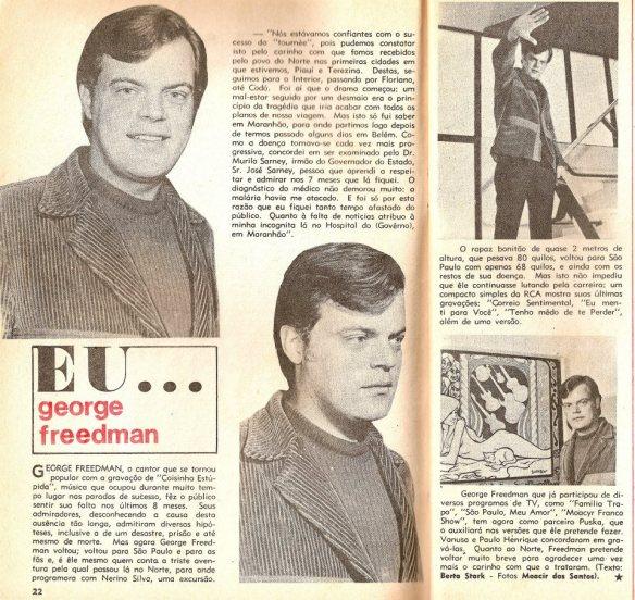 Eu... George Freedman