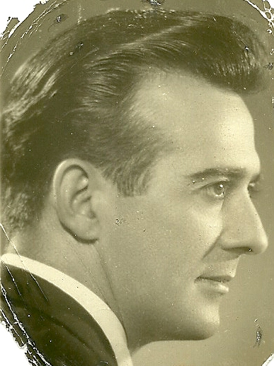 O jovem Antonio Aguillar