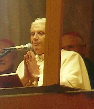 Papa Bento VI no Brasil