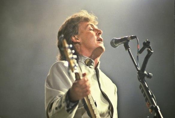 Paul no Maracanã em 1990 - 10