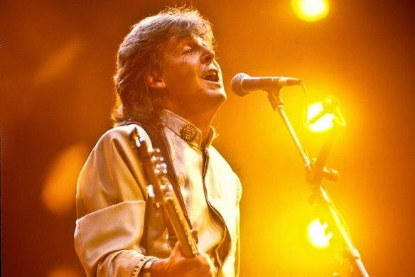 Paul no Maracanã em 1990 - 9