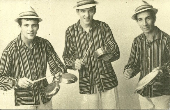 Três do Rio nos anos 60