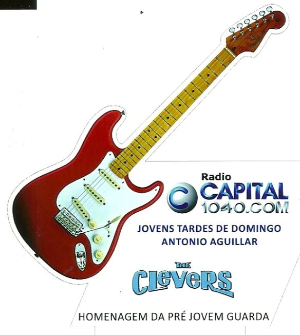 Trofeu guitarra 2