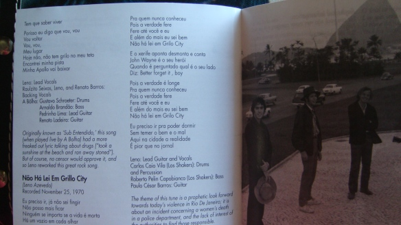 Vida e Obra de Johnny McCartney - Leno 012