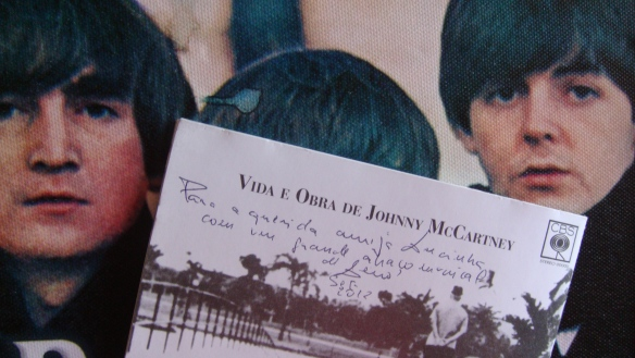 Vida e Obra de Johnny McCartney - Leno 020