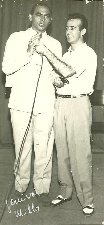 Antonio Aguillar e Genival Mello