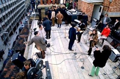 Concerto do telhado Beatles 2