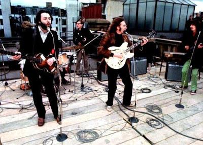 Concerto do Telhado - Beatles