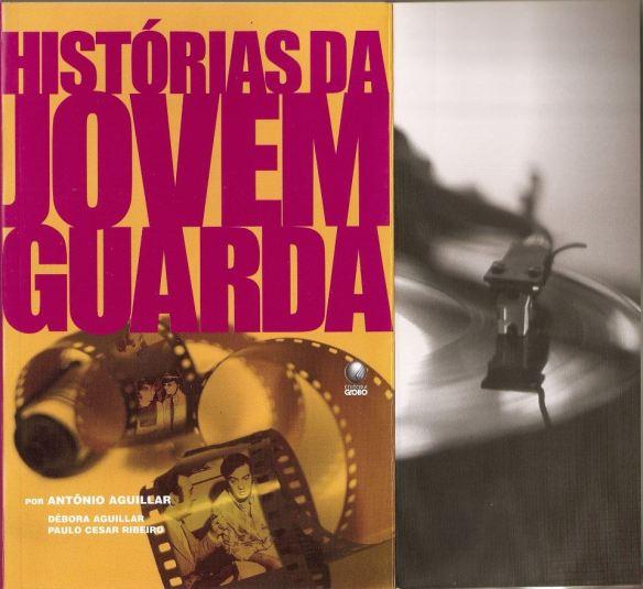 Livro Histórias da Jovem Guarda