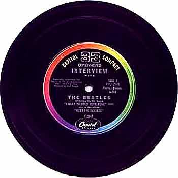 Meet the Beatles album (2)