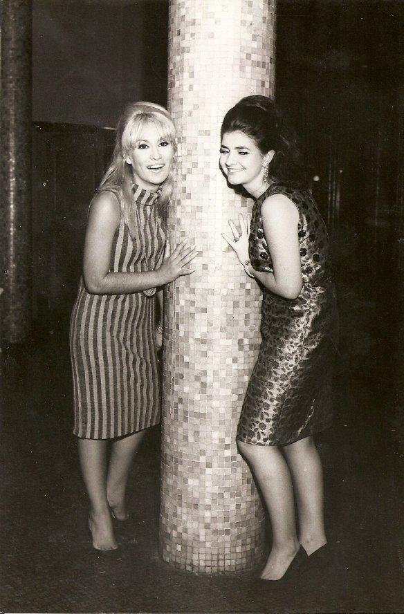 Meire Pavão e Rosemary