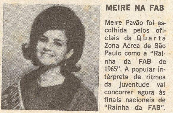 Meire Pavão - FAB