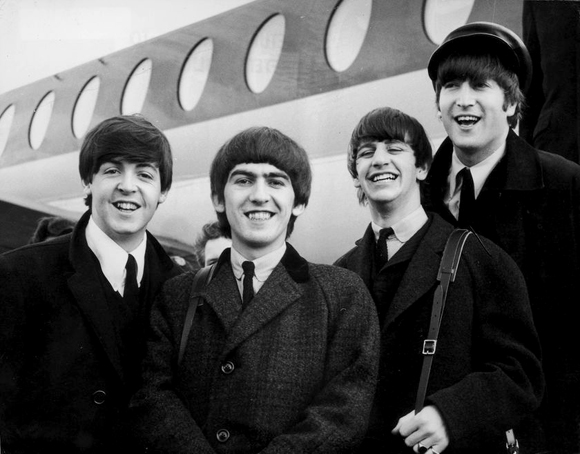 The Beatles e James Taylor