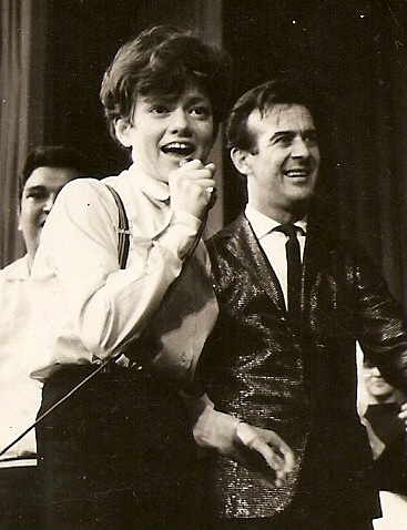 Aguillar e Rita Pavone 1964