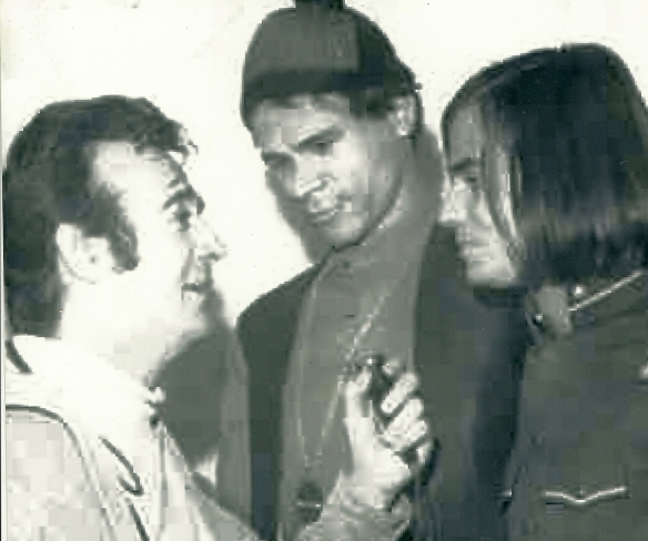 Aguillar - Eduardo Araujo e Ronnie von - 1965