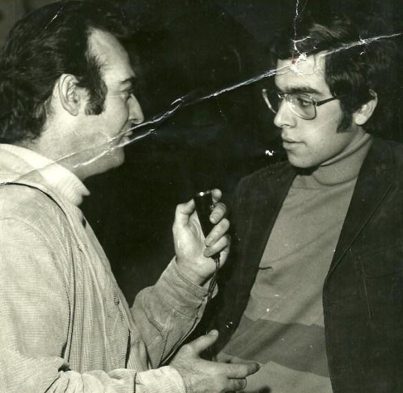 Aguillar entrevista Leno - anos 60