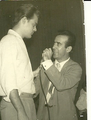 George Freedman e Aguillar