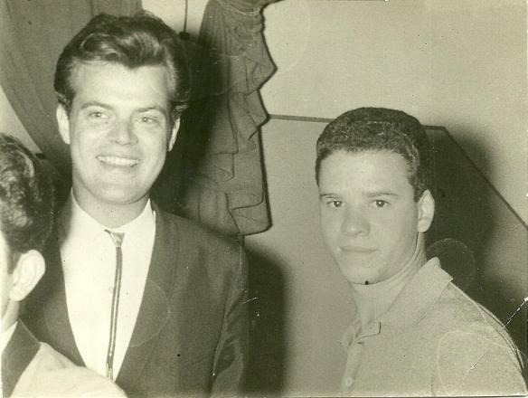 George Freedman e Moacir cantor