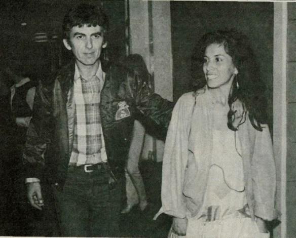 Olivia e George