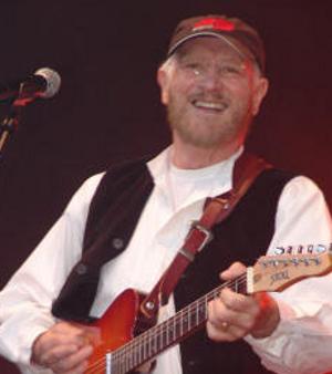 Tony Sheridan no Brasil em 2010