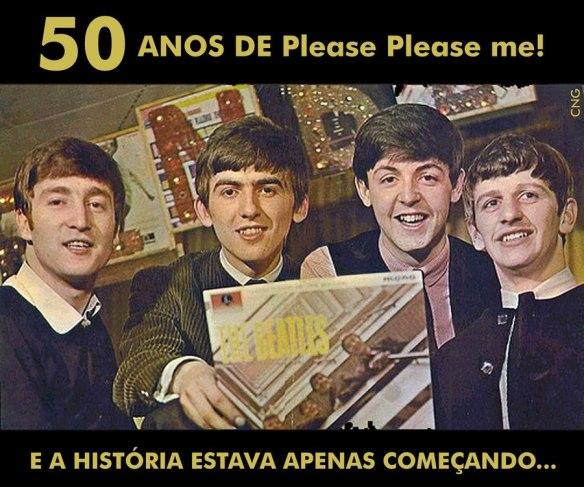 50 anos de Please Please Me