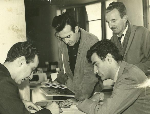 Brancato assina contrato com Ted Reno para levar os Clevers para a Itália com a Rita Pavone