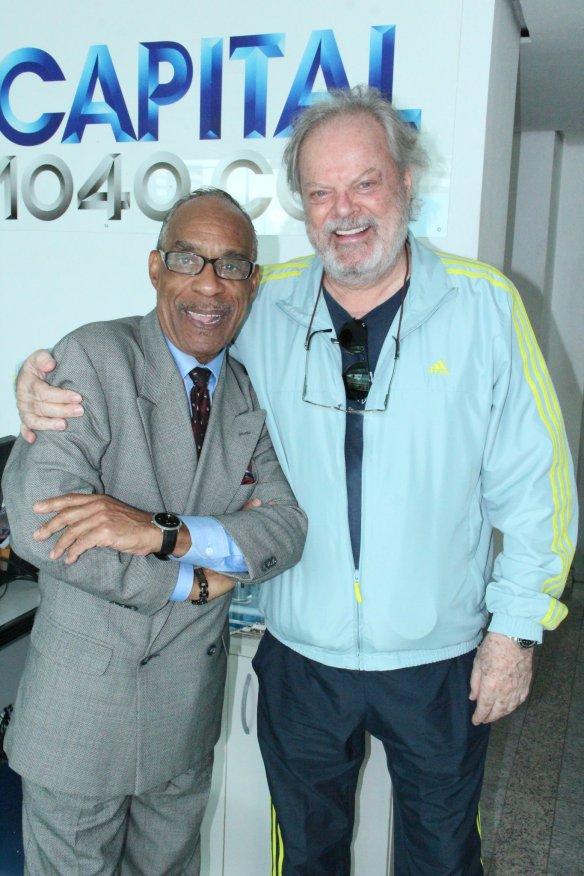 George e DJ Mitchell