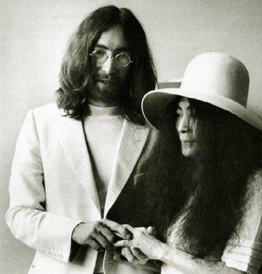 John e Yoko Wedding 1