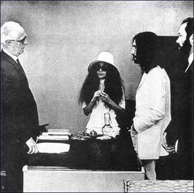 John e Yoko Wedding 2