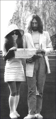 John e Yoko Wedding 3