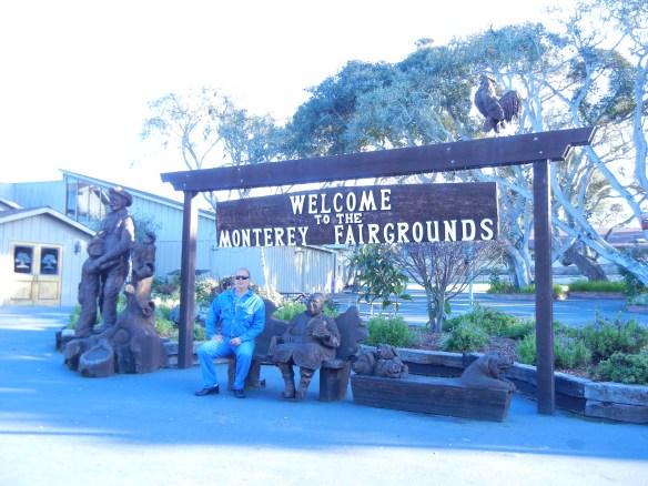 Monterey - entrada