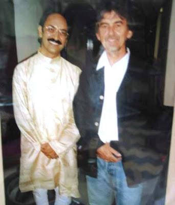 Ram (filho) e George Harrison