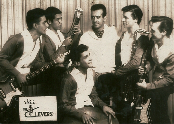 The Clevers e Antonio Aguillar - 1962