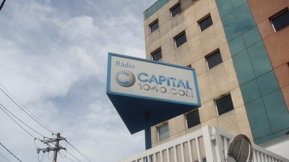 Visitando a Rádio Capital 004