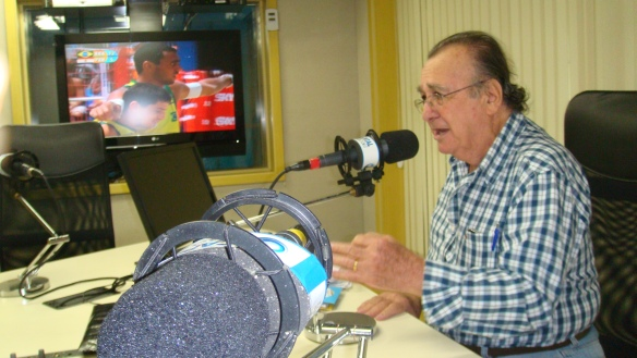 Visitando a Rádio Capital 017