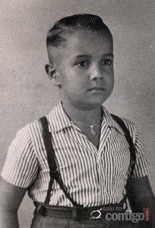 Roberto Carlos criança