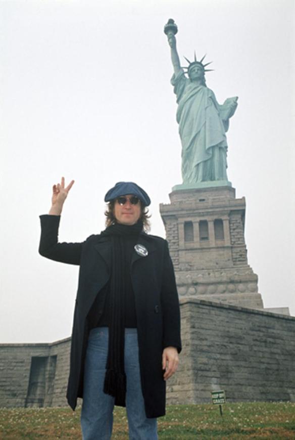 John Lennon por Bob Gruel